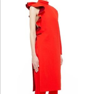 Givenchy Dress Red